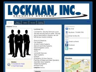 Lockman Inc. Security